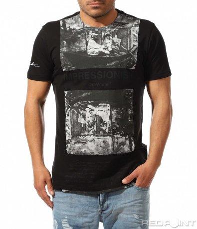 Автентична тениска с изображения 9494
