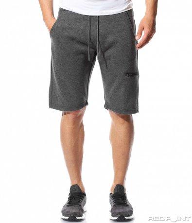 Класически къси панталони с цип 9512