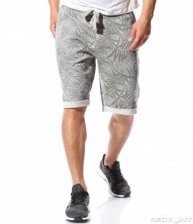 Къси панталони Cropp с флорални мотиви 9510