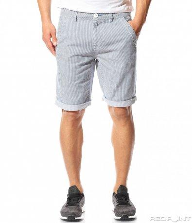 Светло сини къси панталони 9516