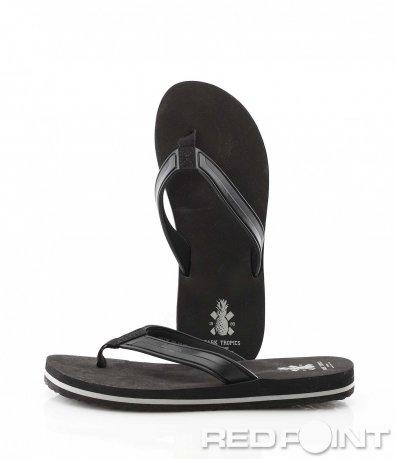 Класически черни джапанки 9543