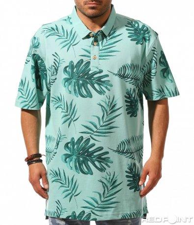 Лятна тениска с яка Cropp 9529