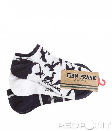 Пъстри чорапи 3бр 9579