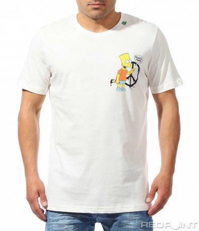Закачлива тениска с анимиран елемент 9622