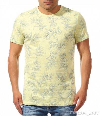 Лятна тениска с принт 9629