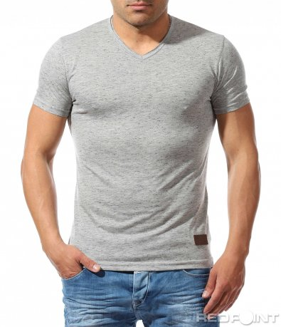 Семпла тениска с лого 9634
