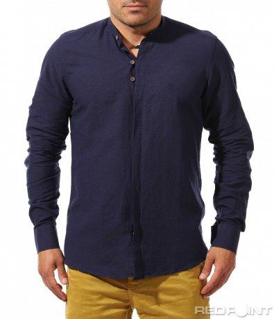 Стилна лятна риза 9669