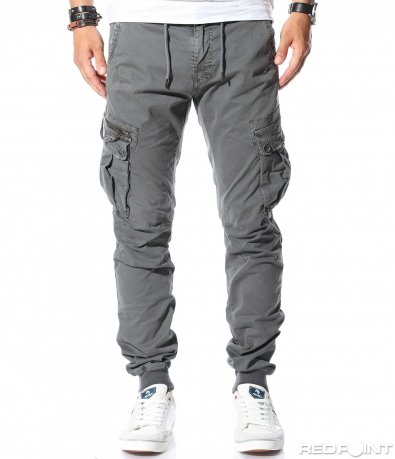 Спортен карго панталон 9763