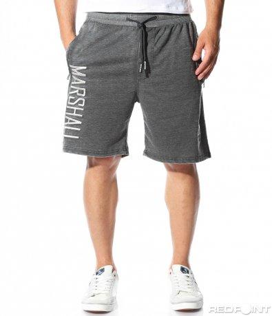 Regular панталонки с надпис 9796