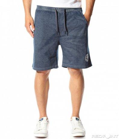 Памучни панталонки с лого 9799