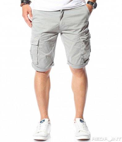 Къси карго панталони в 5 цвята 9816