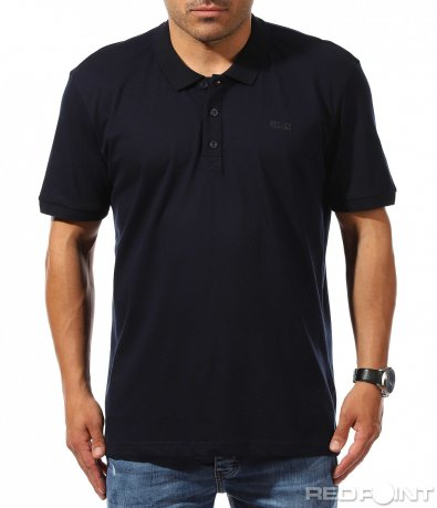 Polo тениска в големи размери 9881