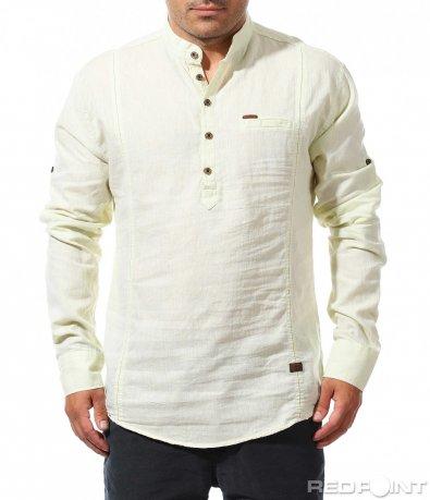 Спортна риза в slimfit линия 9897