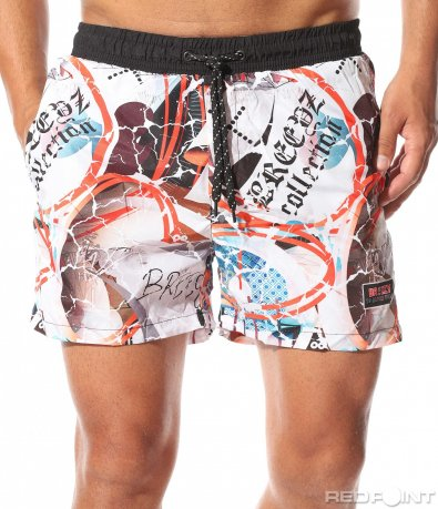Цветни шорти за плаж 9976