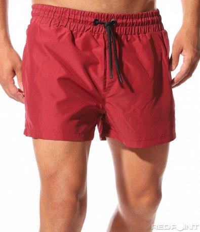 Едноцветни шорти за плаж 9991
