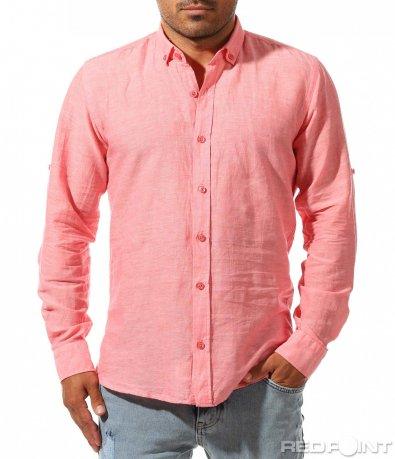 Лятна розова риза 10024