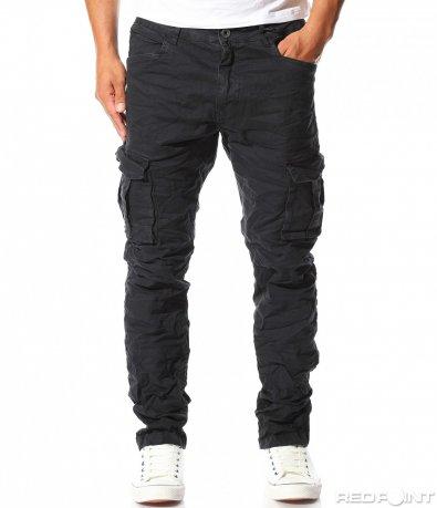 Casual панталон с джобове 10087