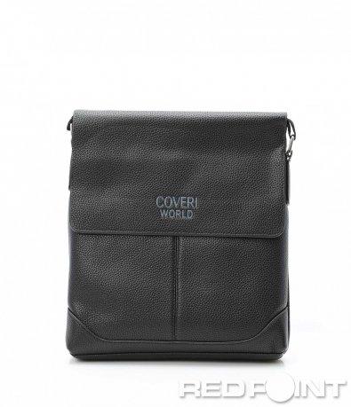 Удобна ежедневна чанта от еко кожа 10148