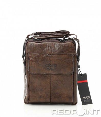 Изчистена чанта от еко кожа 10149