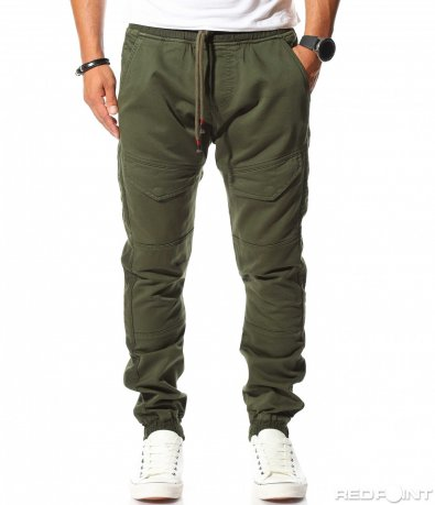 Памучен спортен панталон 10162