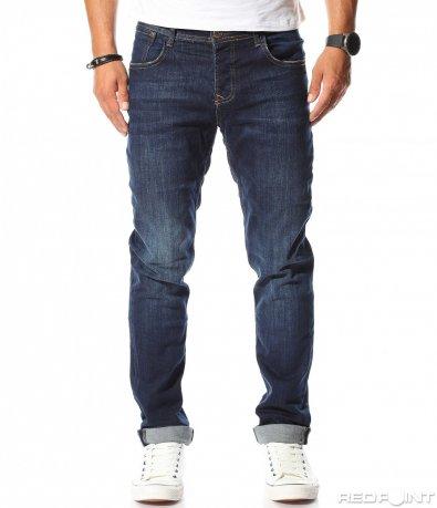 Класически мъжки дълги дънки 10194