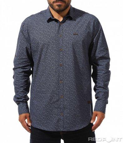 Семпла спортно елегантна риза 10275
