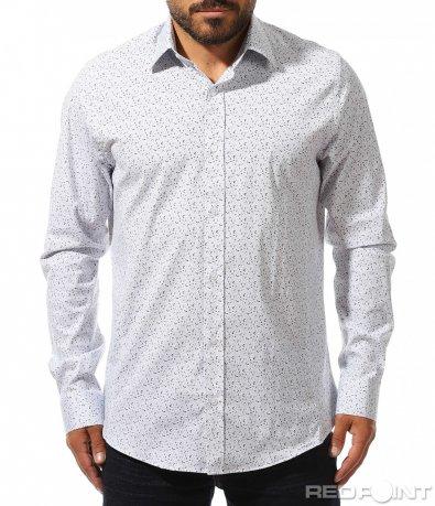 Стилна риза с орнаменти 10281