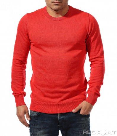 Класически пуловер 10299