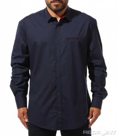 Класическа мъжка риза 10304