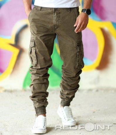 Стилен карго панталон 10313