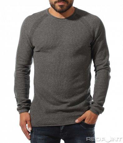Фин есенен пуловер  10339