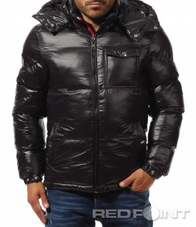 Топло яке с декоративен джоб 10372