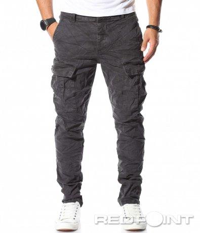 Casual панталон с джобове 10367
