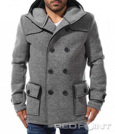 Елегантно късо палто 10375