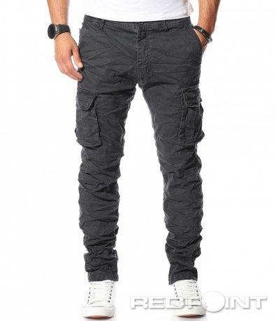 Ежедневен панталон с джобове 10386