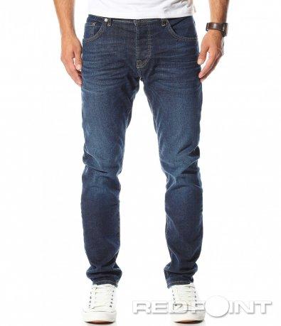 Традиционни дънки със семпъл дизайн 10459