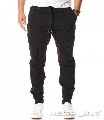 Ежедневен спортен панталон с джобове 10469