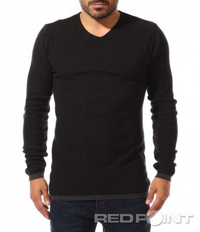 Изчистен фин пуловер 10482