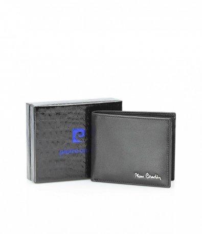 Класическо черно портмоне 10531