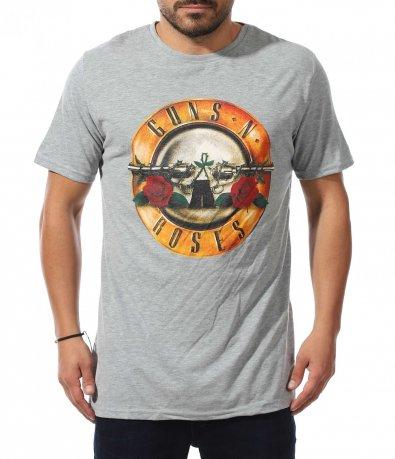 Семпла тениска с щампа 10609