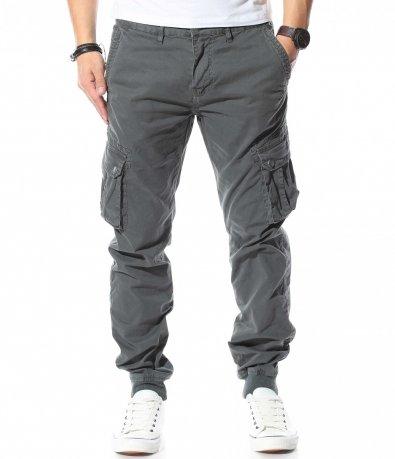 Спортен карго панталон 12030