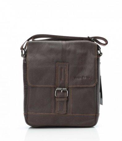 Спортна чанта от естествена кожа 10727