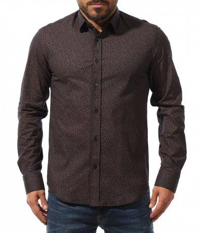 Елегантна класическа риза 10735