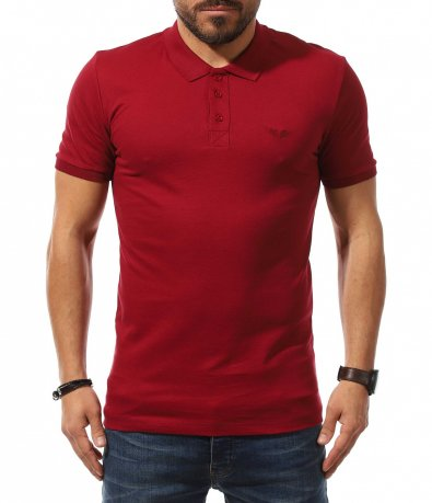 Семпъл модел поло тениска 10785