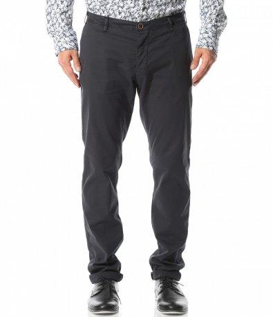 Спортно -  елегантен тъмен панталон 10792