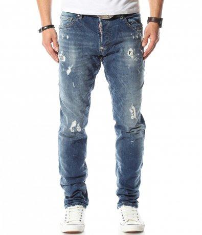 Маркови дънки с емблема DSQUARED 10798