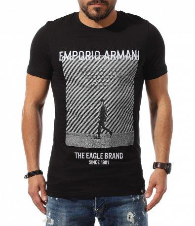 Висококачествена тениска Emporio Armani 10802