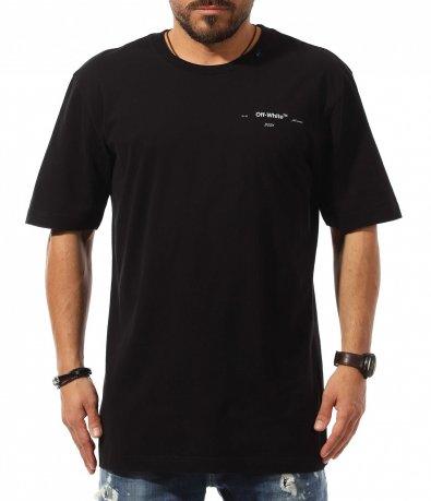 Маркова тениска с акцент 10804