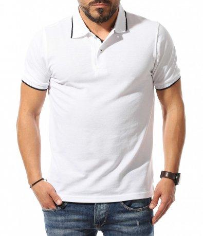Класическа тениска с яка Lacoste 10864