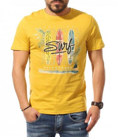 T-shirt с щура апликация 10877